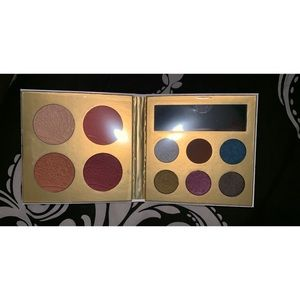 Other - Eyeshadow and face palette